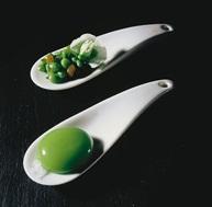 récipients avec cuisine moléculaire