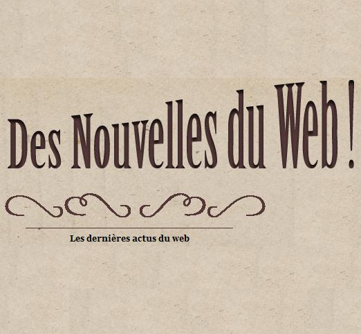 logo ancien des nouvelles du web