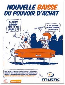 Publicité Mutac