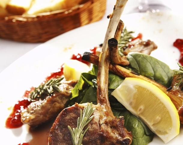 assiette viande légume