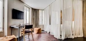 cambre hôtel à Paris