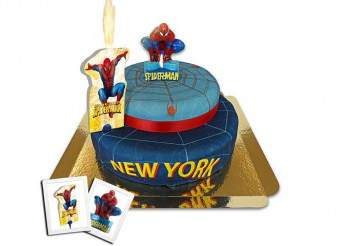 spider-man-gateau