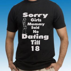 tee shirt avec inscription