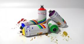 Bombes de peinture