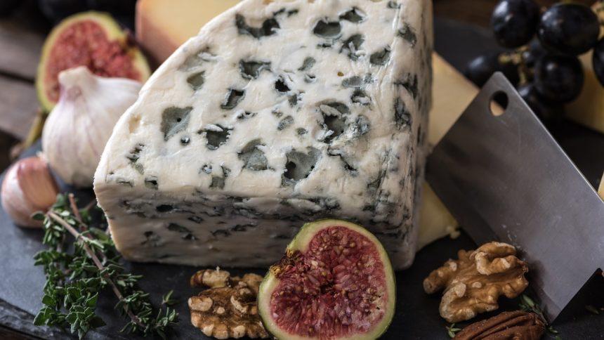 fromage et noix